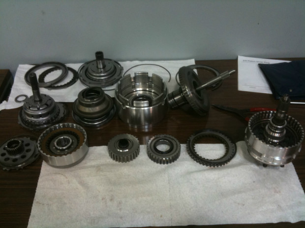 Common Automtive Parts, and What They Do