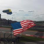 Shell at the USA F1 Grand Prix