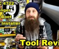 OTC 4722 CV Boot Clamp Installer Review ~ Video