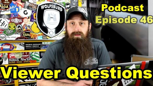 Viewer Automotive Questions ~ Audio Podcast Episode 46