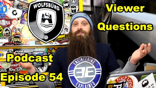 Viewer Car Questions ~ Audio Podcast Episode 54