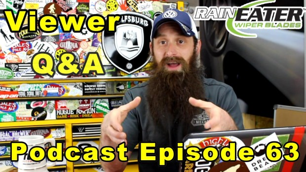 Viewer Car Questions ANSWERED ~ Audio Podcast Episode 63