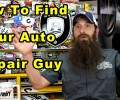 How To Find The BEST Auto Mechanic ~ Episode 65
