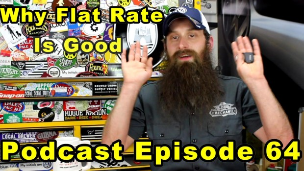 Why Flat Rate is a Good Way to Get Paid ~ Audio Podcast 64