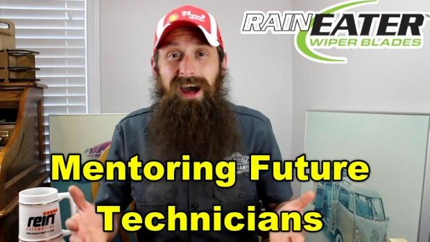 Mentoring Future Technicians ~ Podcast Episode 72