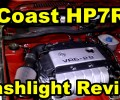Coast HP7R Flashlight Review ~ Video