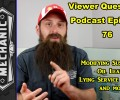 Viewer Questions Answered ~ Podcast Episode 76