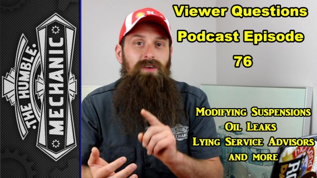 Viewer Car Questions ANSWERED ~ Audio Podcast Episode 76