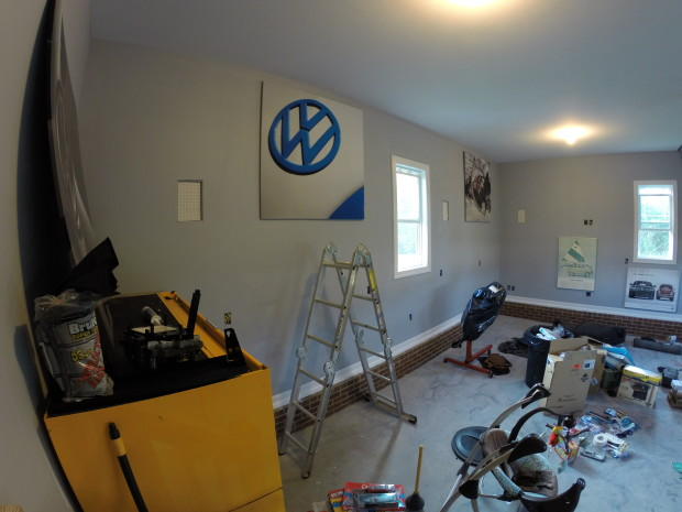 Shop and Studio Remodel and Podcast Vacation