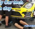 Rally Car Technician For A Day ~ Podcast Episode 81