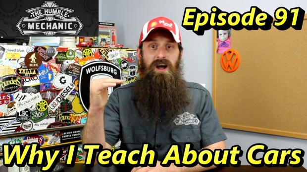 Why I Teach People About Cars ~ Podcast Episode 91