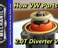 How The 2.0T Diverter Valve Fails ~ Video