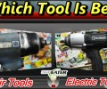 Air Tools VS Electric Tools ~ Podcast Episode 106
