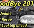 VR6 GTI Update, 2015 Recap, Plans for 2016, Episode 120