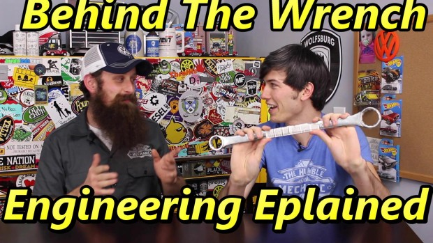 Behind The Wrench ~ Engineering Explained