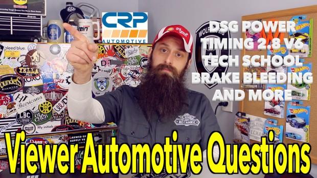 Viewer Automotive Questions ~ Podcast Episode 129