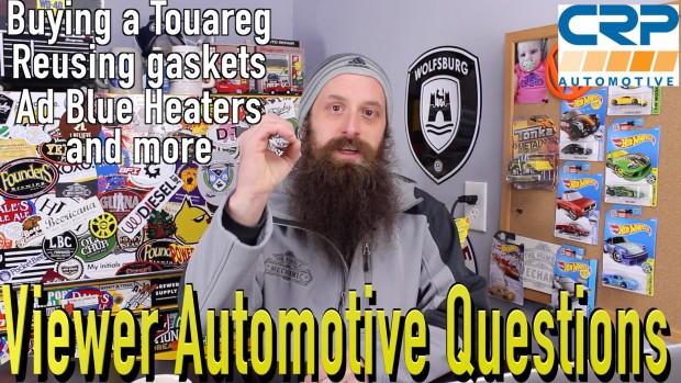 Viewer Automotive Questions ~ Podcast Episode 130