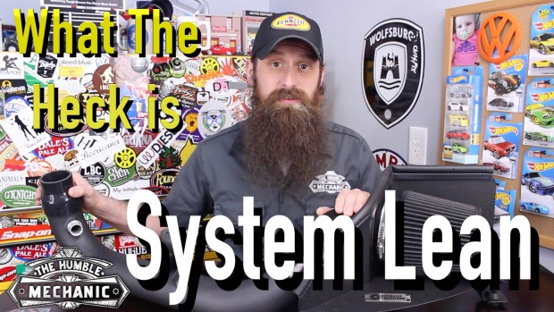 What Does SYSTEM LEAN Mean For Your Car
