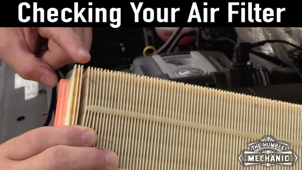 Why It's Important To Check or Replace Your Engine Air Filter