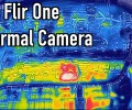 Flir One™ Thermal Camera ~ Review and Demo
