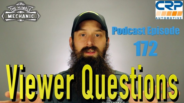 Viewer Automotive Questions ~ Podcast Episode 172