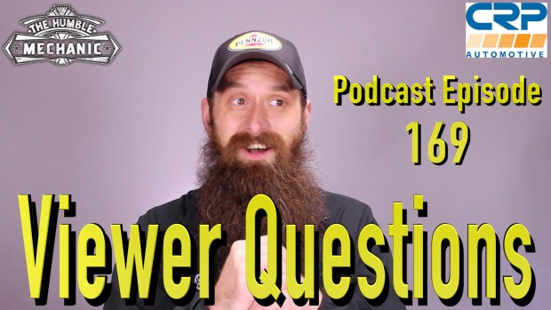 Viewer Automotive Questions ~ Podcast Episode 169