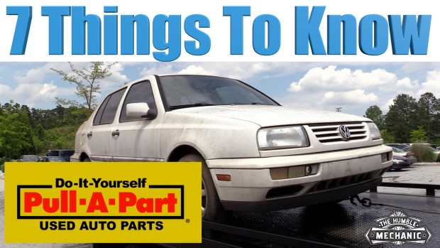 7 Things To Know About Pull A Part