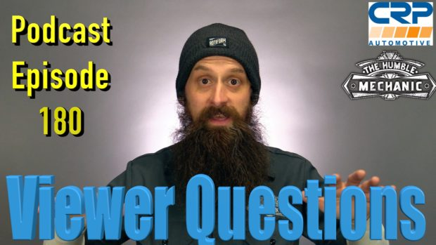 Viewer Automotive Questions ~ Podcast Episode 180