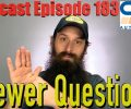 Viewer Automotive Questions ~ Podcast Episode 183