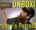 UnBoxing January PetrolBox®