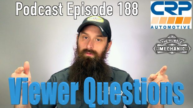 Viewer Automotive Questions ~ Podcast Episode 188