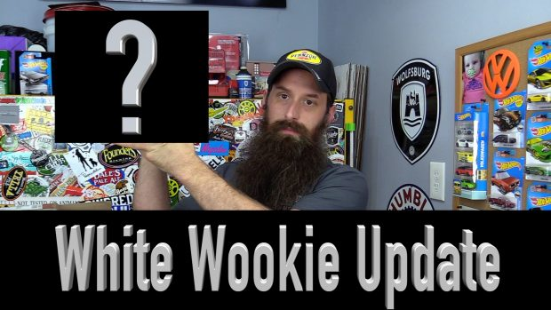 Project White Wookie Update ~ With Surprise