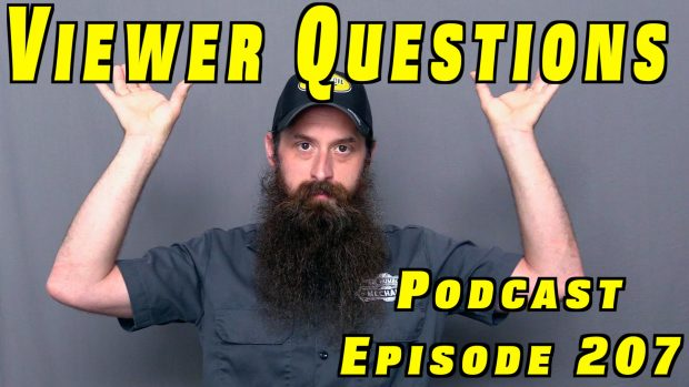 Viewer Car Questions ~ Podcast Episode 207