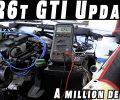 VR6t GTI Update ~ A Million Details