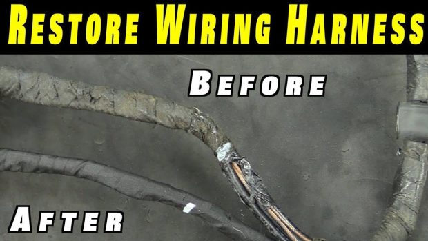 How To Restore Any Wiring Harness