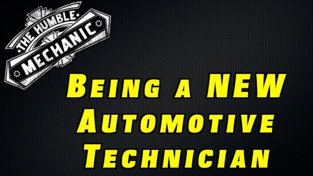What It's Like To Be A New Automotive Technician ~ Audio Podcast