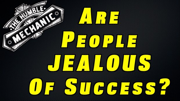 Are People Jealous Of Your Success?