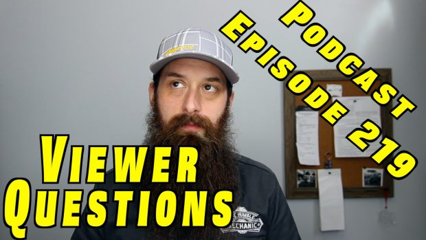 Viewer Car Questions ~ Audio Podcast Episode 219