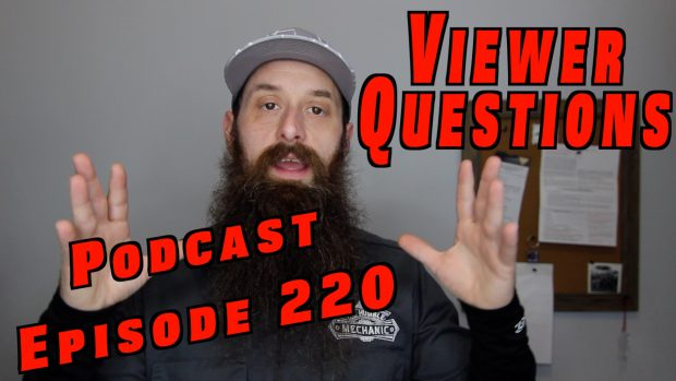 Viewer Car Questions ~ Audio Podcast Episode 220