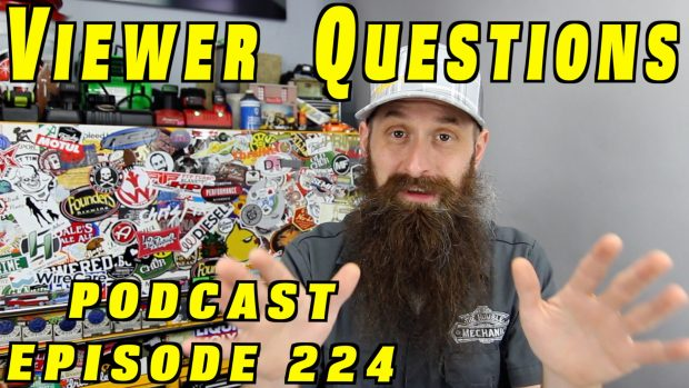 Viewer Car Questions ~ Audio Podcast Episode 224