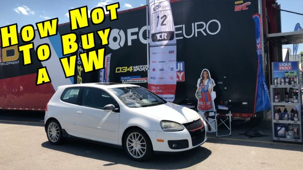How Not To Buy A VW Project Car ~ Audio