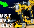 Dewalt 20v max XR Impact Driver and Drill Combo ~ Review and Demo