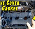 Valve Cover and Valve Cover Gasket Replacement ~ MK5 GTI