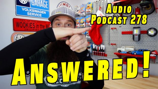 Viewer Car Questions ANSWERED ~ Audio Podcast Episode 248