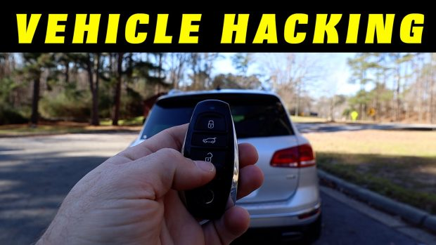 Vehicle Cyber Security and Hacking