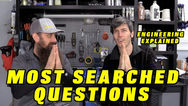 Engineering Explained Answers the Web's Most Searched Questions