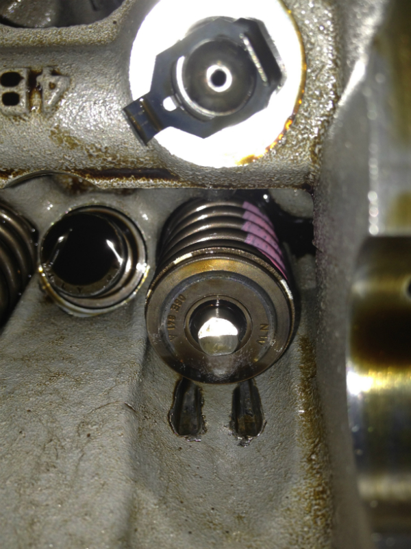 Engine spinning too fast makes for a costly repair
