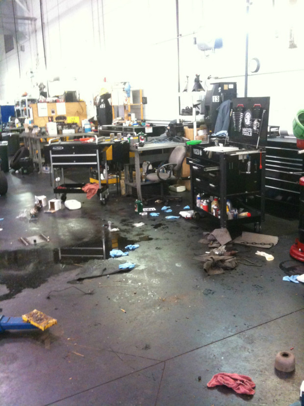 Mechanic and Shop Safety – It Goes Beyond Cuts and Burns