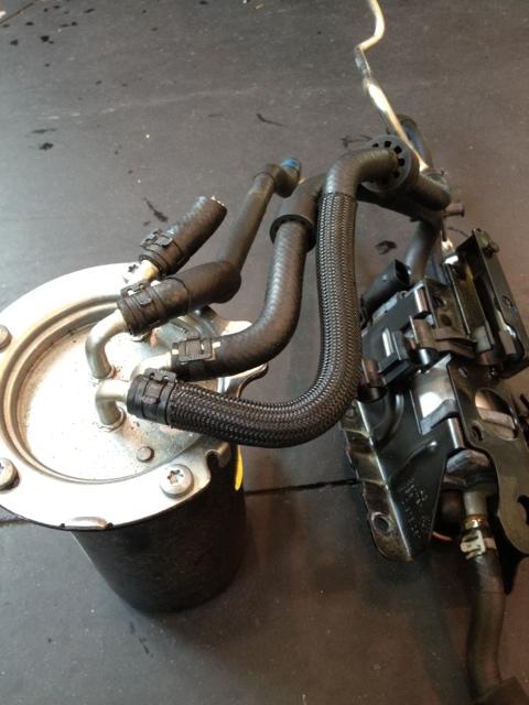 tdi fuel filter