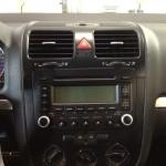 VW Jetta center vent